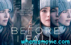 BEFORE I FALL movie
