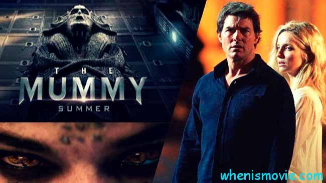 The Mummy movie 2017
