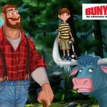 When does come out Bunyan and Babe movie 2017