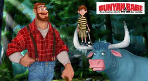 Bunyan and Babe movie 2017