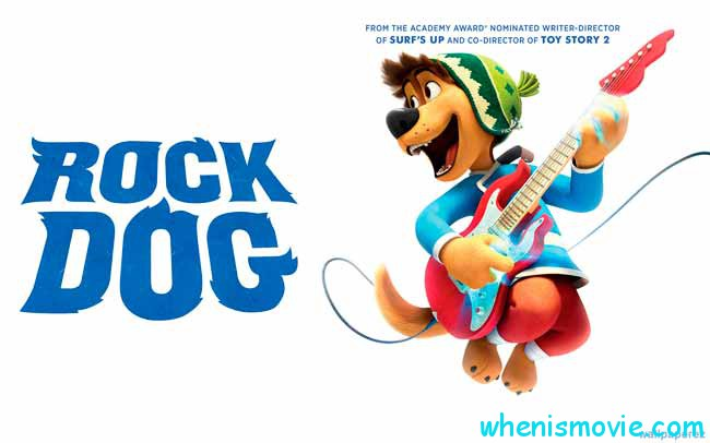 Rock Dog movie 2017
