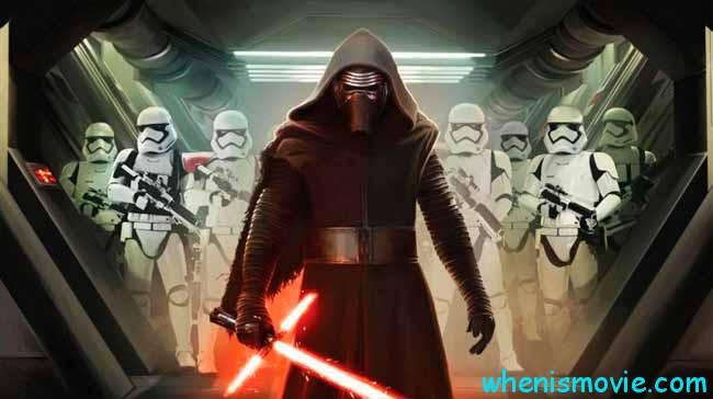 Star Wars: Episode VIII movie