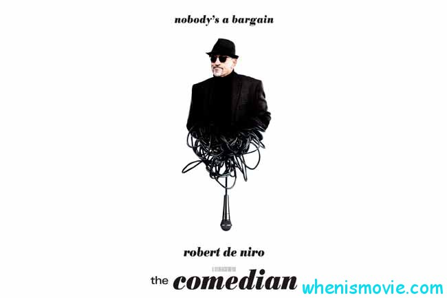 The Comedian movie 2017