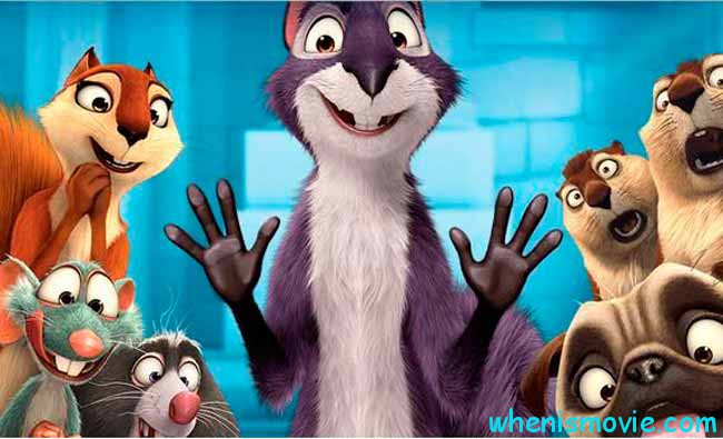 The Nut Job 2 movie