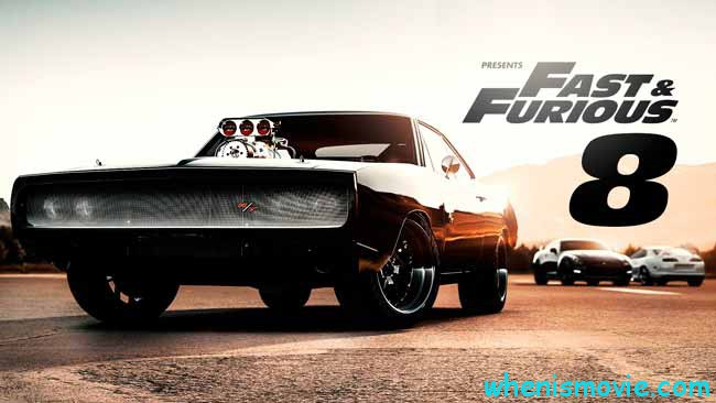 FAST 8 movie