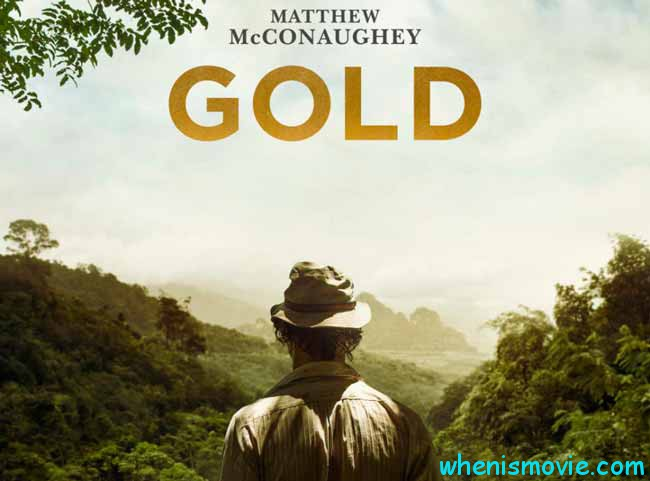 Gold movie 2017