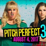 When does come out Pitch Perfect 3 movie 2017