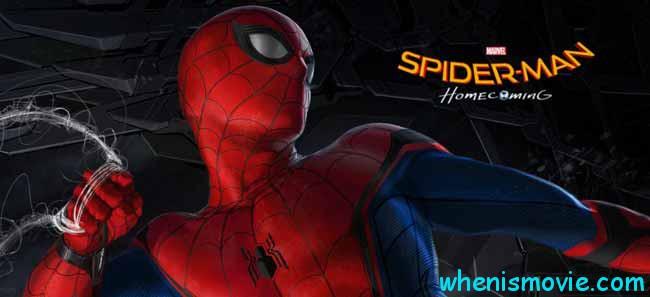 Spider-man: Homecoming movie 2017
