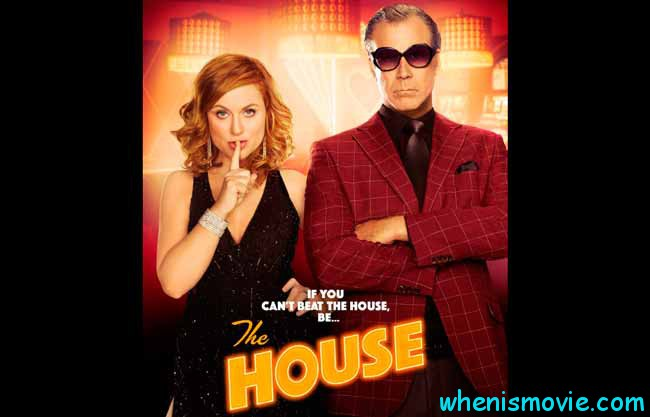 The House movie 2017