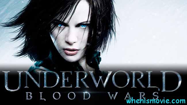 Underworld: Blood Wars movie