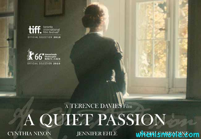 A Quiet Passion movie 2017