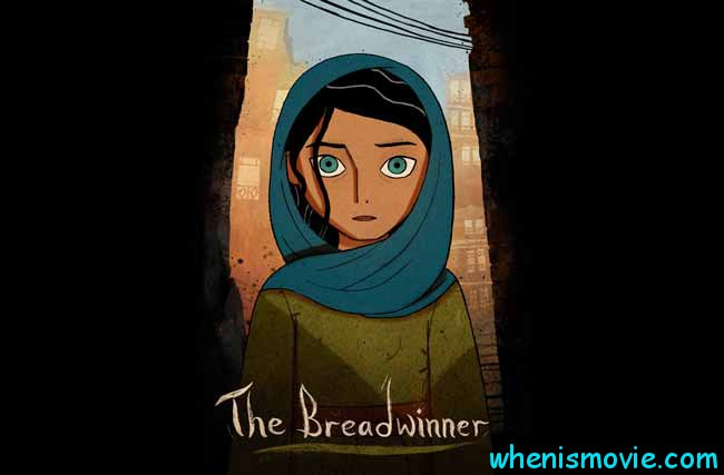 The Breadwinner movie 2017