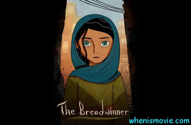 The Breadwinner movie 2017
