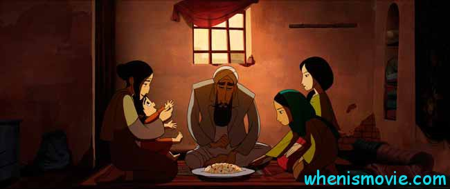 The Breadwinner cartoon 2017