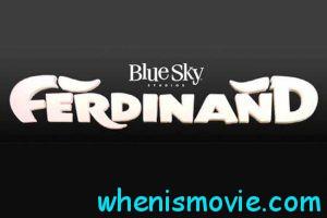 Ferdinand movie 2017