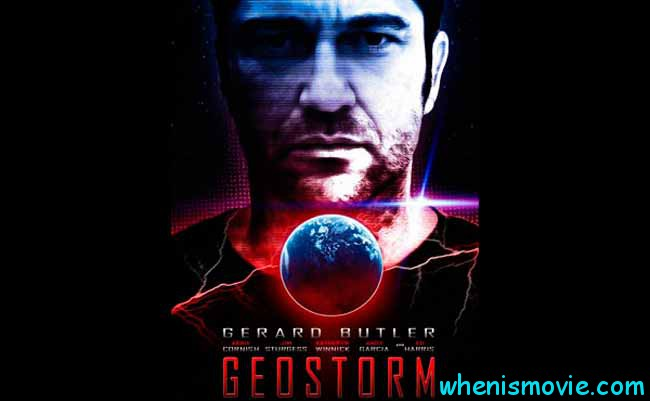 Geostorm movie 2017