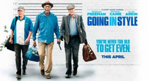 Going in Style movie 2017