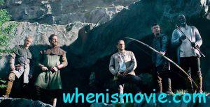 King Arthur: Legend Of The Sword 2017 movie