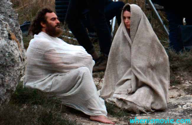 Mary Magdalene movie 2017
