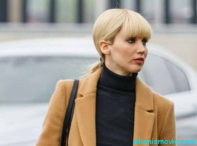 Red Sparrow 2017
