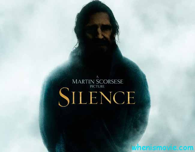 Silence movie 2017