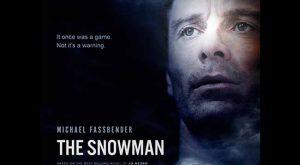 The Snowman movie 2017