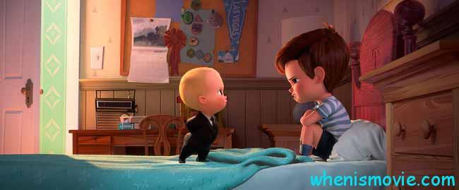The Boss Baby movie