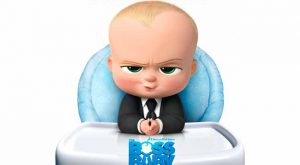 The Boss Baby movie 2017