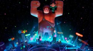 Wreck-It Ralph 2 movie 2018