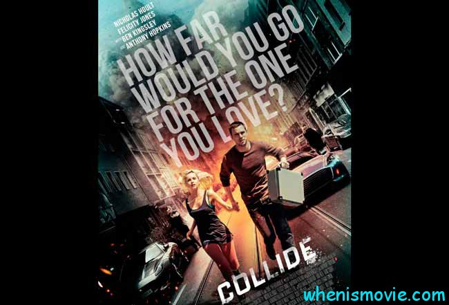 Collide movie 2017
