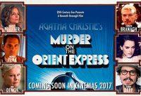 Murder on the Orient Express movie 2017