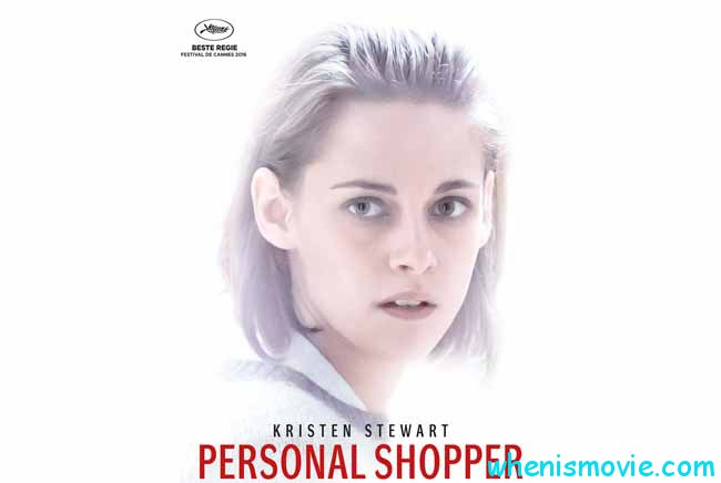 Personal Shopper movie 2017