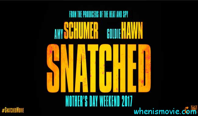 Snatched movie 2017