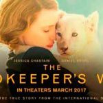 When does come out The Zookeeper's Wife movie 2017