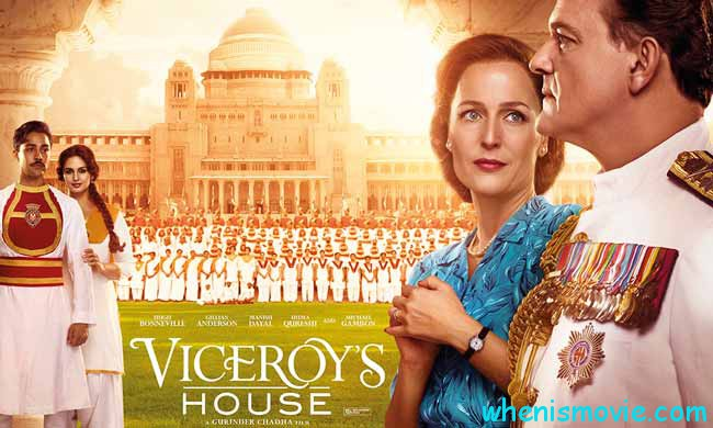 Viceroy's House movie 2017