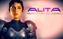 Alita Battle Angel movie 2018
