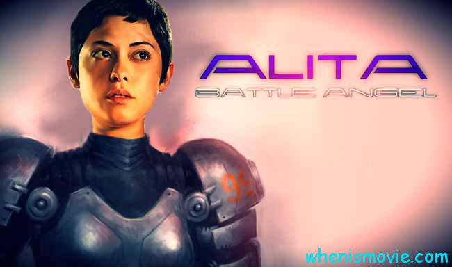 Alita Battle Angel movie 2018