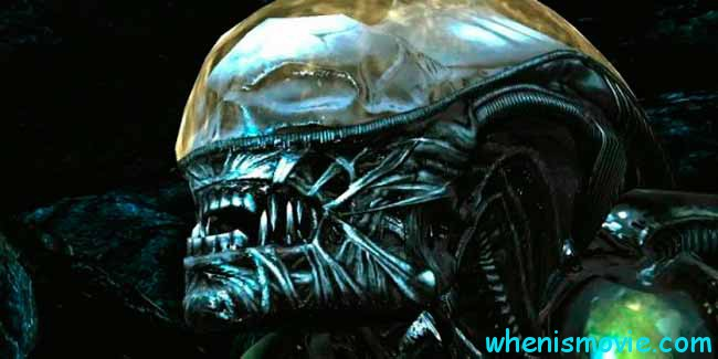 Alien 5 movie 2018