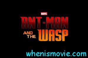 Ant-Man 2 movie 2018