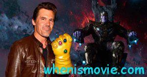 Avengers: Infinity War 2018
