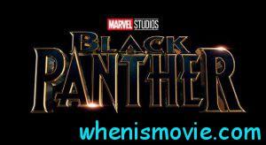 Black Panther movie 2018