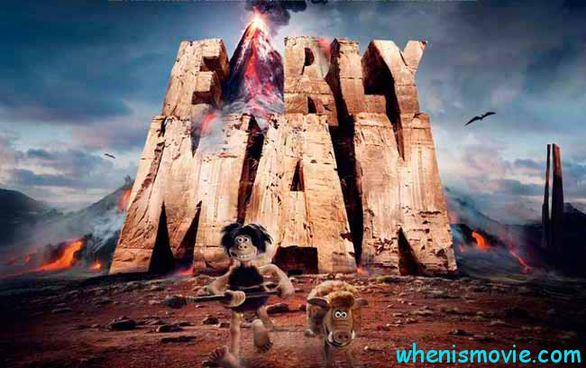 Early Man movie 2018