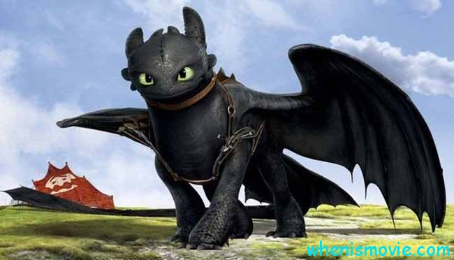 How To Train Your Dragon 3 movie