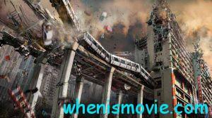 Inversion movie 2018