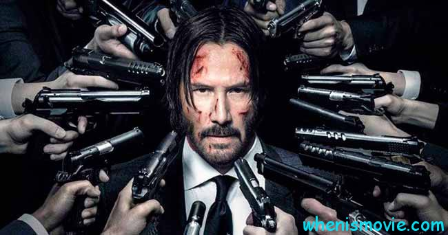 John Wick 3 movie 2018
