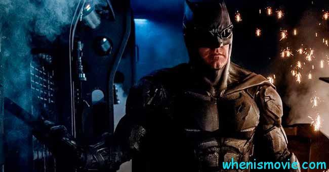 Justice League 2 Batman
