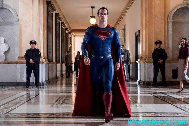 Justice League 2 Superman