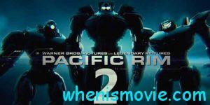 Pacific Rim 2 movie 2018