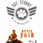When does come out Sgt. Stubby An American movie 2018