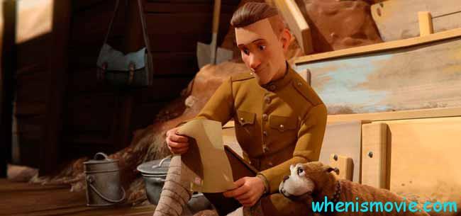 Sgt. Stubby An American movie